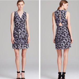 Lovely Rebecca Taylor Silk Georgette Dress